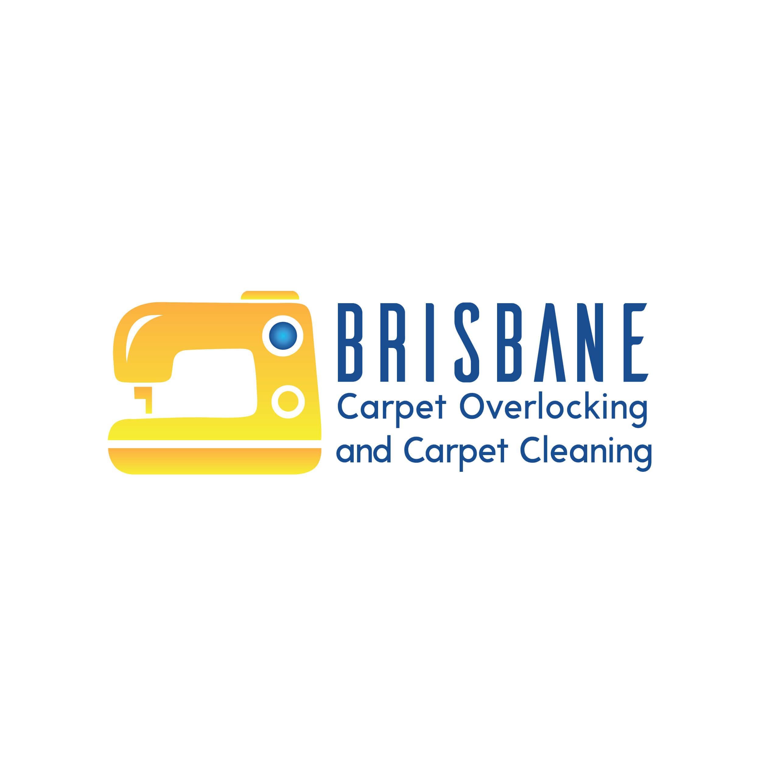 Brisbane Carpet Overlocking Logo