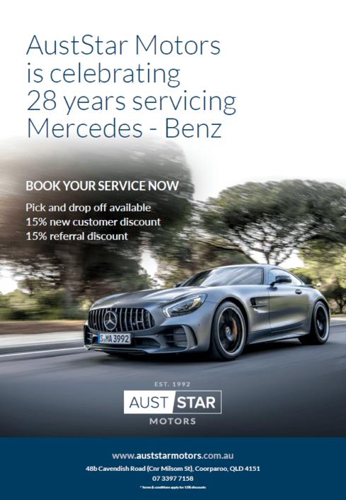 Auststar Motors 15% New Customer Discount